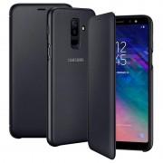 Capa Flip para Samsung Galaxy A6+ (2018) EF-WA605CBEGWW - Preto