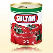 Pasta tomate cutie Sultan 800g