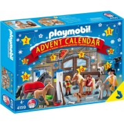Playmobil 4159 Life Suburban Set Advent Calendar Pony Ranch