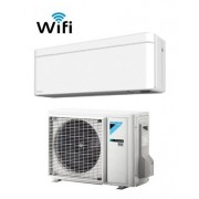 DAIKIN CLIMATIZZATORE MONO INVERTER STYLISH WHITE FTXA42AW/RXA42A WI-FI INVERTER PC GAS R-32 15000 A++