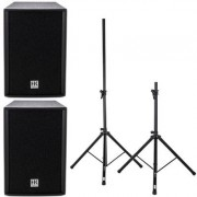 HK Audio Premium PR:O 12 Stand Bundle