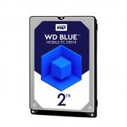 """HDD 2.5"""", 2000GB, WD Blue, 128MB Cache, SATA3 (WD20SPZX)"""
