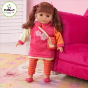 KidKraft Sydney Doll, Multi Color (18-inch)