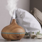 Umidificator ultrasonic, difuzor de arome, Cecotec Pure Aroma 150