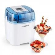 Klarstein Creamberry, 1,5 l, aparat pentru înghețată și iaurt înghețat, alb Alb