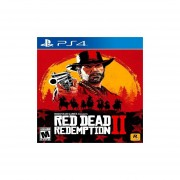 Videojuego Red Dead Redemption 2 PlayStation 4
