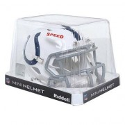 NFL Casco Mini Riddell NFL Speed Indianapolis Colts. - Masculino - Blanco+Azul