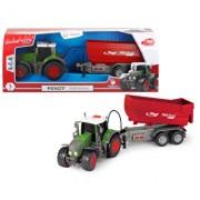 Tractor cu remorca Dickie Toys Farm Fendt 939 Vario