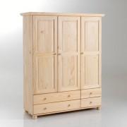 La Redoute Шкаф из массива сосны, с отделением для вешалок Harold