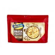 Blå band Pasta med Ost och Broccoli