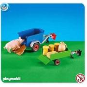 Playmobil 7439 2 Trailers