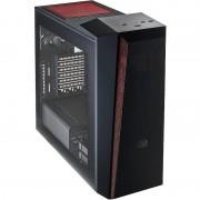Carcasa MasterBox 5t, MiddleTower, Fara sursa, Negru