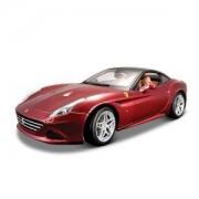 Детска играчка, Bburago Ferrari - Ferrari California T, червено, 093921