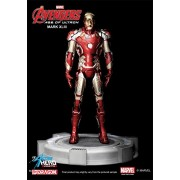 Dragon Models 1 9 Age of Ultron Iron Man Mark 43 with Tony Stark Head Model Kit Special Edition
