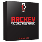 ArcKey Bending Key by Taiwan Ben - Trick