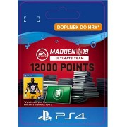 Madden NFL 19 Ultimate Team 12000 Points Pack - PS4 HU Digital