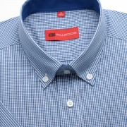 Bărbați cămașă slim fit Willsoor 1309
