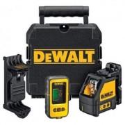 Nivela laser cu auto-nivelare si receptor DeWalt DW088KD