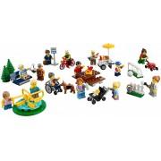 Lego 60134 fun LEGO dans le personenset park-City