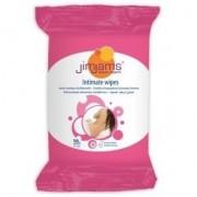 JimJams mini nedves intim törlőkendő - 10 db