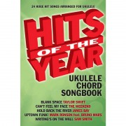 Wise Publications - Hits Of The Year 2015 voor ukelele