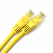 CABLU SPACER PATCH CORD CAT. 5E 1M YELLOW SP-PT-CAT5-1M-Y