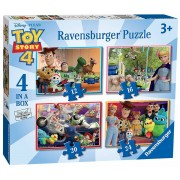 Ravensburger Toy story 4 Puzzle 4 in a box