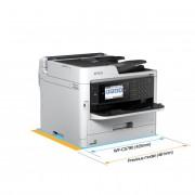 Epson WorkForce Pro WF-C5790DWF DADF (Fax-Duplex+Hálózat+Wifi) tintasugaras multifunkciós nyomtató