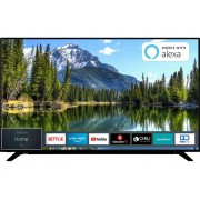 Toshiba 43U2963DG LED-TV 108 cm 43 inch Energielabel A+ (A++ - E) DVB-T2, DVB-C, DVB-S, UHD, Smart TV, WiFi, PVR ready, CI+* Zwart