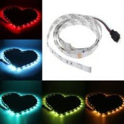 LED-List 5m - 7.5w/m, 30 LED/m - RGB