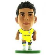 Figurina Soccerstarz Chelsea Oscar Away Kit