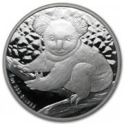Australian Koala Perth Mint stříbrná mince 1 Oz 2009