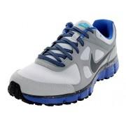 Nike Men's Dual Fusion Forever Gym Grey,Dark Grey,Silver,Polarized Bue Running Shoes -11 UK/India (46 EU)(12 US)