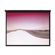 "Pantalla p/proyector 86"" blanca de pared Klip Xtreme KPS-302"