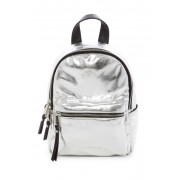 French Connection Perry Small Backpack SILVER