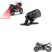 Auto Addict Bike Styling Led Laser Safety Warning Lights Fog Lamp Brake Lamp Running Tail Light-12V For Yamaha YZF RIM