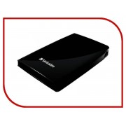 Жесткий диск Verbatim Store n Go 1Tb USB 3.0 Black 53023