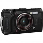TOUGH TG-6 Digital Cameras - Black