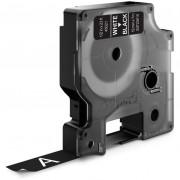 Dymo Standard D1 Tejp 12mm Vitt på svart