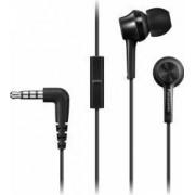 Casti In Ear Panasonic RP-TCM105E-K Negru