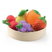 Djeco Role Play Game Fruits, 5 Pieces