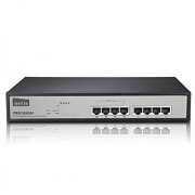 Netis PE6108GH 8-Port Gigabit Desktop Switch with 4 PoE Port, Upto 30W per Port, Total PoE Budget 60W IEEE802.3af/at