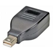 Adapter DisplayPort Mini (M) to DisplayPort (F) crni (12.03.3130)