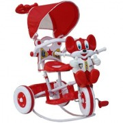 Amardeep Baby Tricycle (Red)