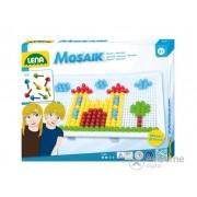 Puzzle Lena Mozaic, 200 piese