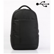 "Backpack, Kingsons Smart 15.6"", Charged Series, Black (K9007W)"