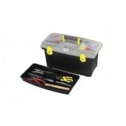 Cutie scule +organizator+inchizatoare metalica -Stanley