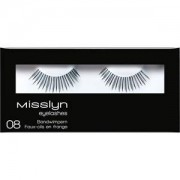 Misslyn Forbidden Fruits Rock The Party Eyelashes 08 1 Stk.