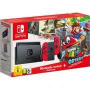 Consola NINTENDO Switch Super Mario Odyssey Edition (Red Joy-Con)