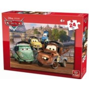 Puzzle 24 piese Cars Modelul 1
